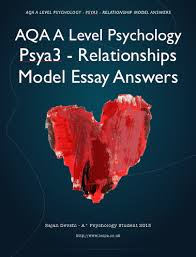 aqa a level psychology a overview and model a essays for full marks facebook