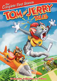 Tom And Jerry Tales All Episodes in Hindi [480] (TV Series 2006-2008) -  Ready Toon Network
