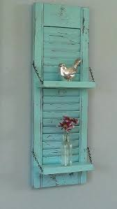 using old window frames doors or shutters vintage wall decor as shutter art rustic kitchen best ideas on d