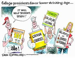 And Debate Illustrations Age » Drinking Cartoons – Granlund Dave Editorial