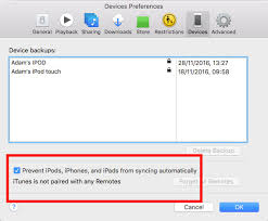 Does Touchcopy Prevent Itunes Auto Syncing My Ipod