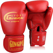 Latex fist training gloves