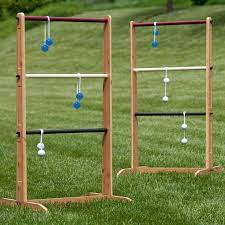 Wooden Ladder Ball Game Adorable Ladder Ball Dimensions Radiostjepkovic