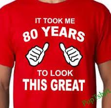 80th birthday tshirt 80th birthday shirt mens 80th birthday gift 80th present