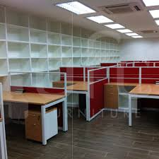 design of office furniture. Custom Design Office Work Station With Layered Cabinets In Sg Of Furniture G