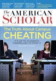the american scholar magazine