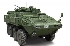 general dynamics canadian army lav