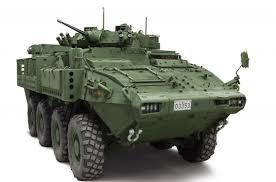 general dynamics canadian army lav