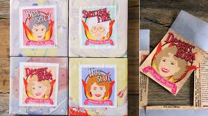 these marbled golden girls diy coasters turn you into a crafty genius