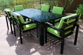 patio excellent dark wicker furniture with white