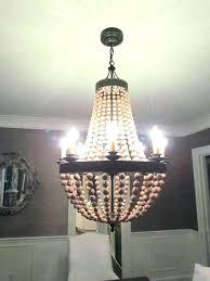 creative coop chandelier creative co op chandelier inspirational lighting for creative co op black beaded chandelier