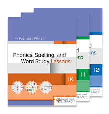 Learn more about first grade phonics skills and goals, as well as find free 1st grade phonics activities to help your child become a better reader. Edreports The Fountas Pinnell Phonics Spelling And Word Study System Grade 1