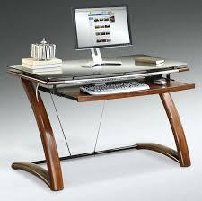 computer desks glass top brilliant contemporary computer desk best contemporary computer desk simple home design ideas with desk home design 3d second floor