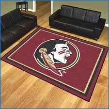 black and white striped runner rug awesome fsu rug image rugs decorative