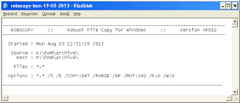 ... Robocopy Resume On Error by Filecloudrealestate ...