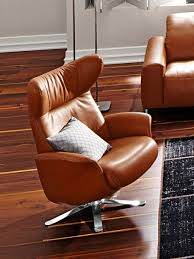 Relaxsessel Joop 8114 Leder Joop 33c 8114 Bht 82x106x83 Cm