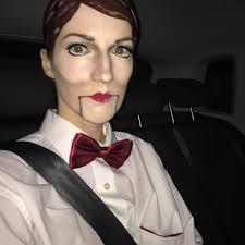 ventriloquist doll makeup design