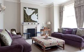how to match a purple sofa to your living room d cor rh homedit com purple sofas and chairs purple and grey sofas