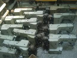 Industrial Sewing Machine Shop