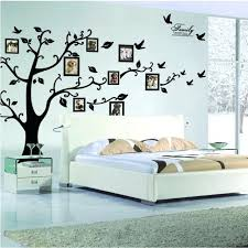 big wall sticker large tree wall sticker photo frame family vinyl wall stickers home decor living