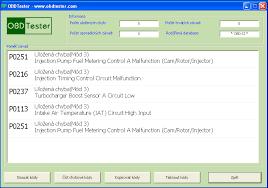 Obd Ii Code Chart Obd2 Codes Full List Meaning Fix Guide Obd Advisor