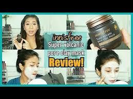 <b>Innisfree</b> Super Volcanic <b>Pore Clay</b> Mask Review!   dygans90 ...