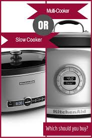 Cooks Brand Kitchen Appliances Slow Cooker Vs Multi Cooker Whats Right For You Rachel Cooks