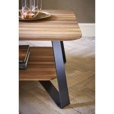 Table Basse Design Bois Et Noir 100 Made In France Plateau En
