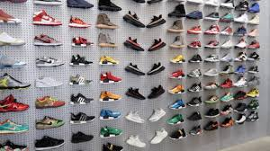 Flight Club Sneaker Wall