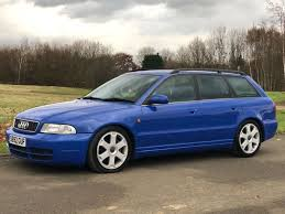1998 Audi A4 S4 Avant Quattro £4,995