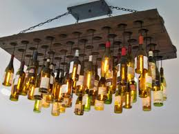 Making Wine Bottle Lights Wine Bottle Lighting