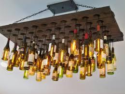 Making Wine Bottle Lights Wine Bottle Lighting