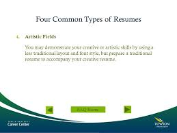 Creating A Great Resume Ppt Video Online Download