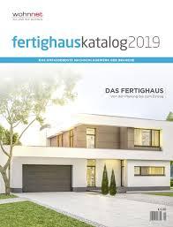 Fertighauskatalog 2019 By Wohnnet Issuu
