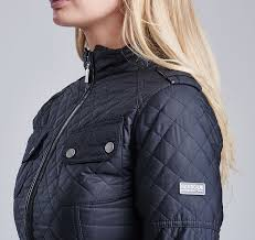 up to 65% off Barbour Quilted Jackets Black B.Intl Chain Belted ... & Barbour Quilted Jackets Black B.Intl Chain Belted Quilted Jacket - R8545417  - barber jackets Adamdwight.com