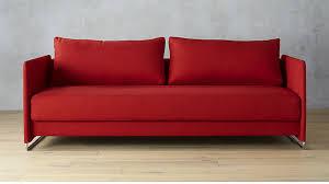 amazing red sofa sleeper cool living room design ideas with red sofa sleeper ar designs