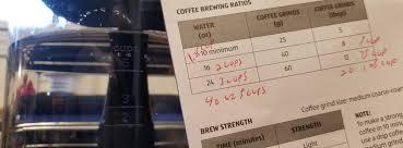 I have a very coarse ground blend of coffee. Ambiano Aldi Brand Cold Brew Coffee Maker Crappydesign