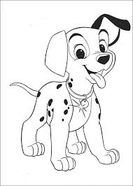 kids n fun 77 coloring pages of 101 dalmatians