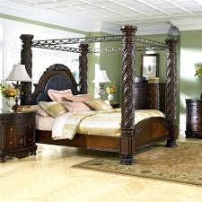 King Bed Canopy Millennium North Shore King Bed Canopy Frame More ...