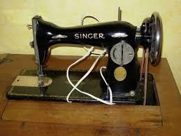 Model 15 Singer Sewing Machine