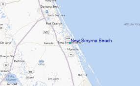 New Smyrna Beach Tide Station Location Guide