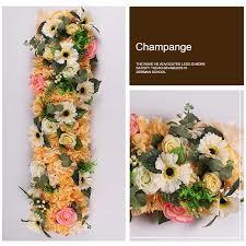 <b>10pcs</b>/<b>set</b> Rose <b>Artificial Flowers</b> wedding Flowers Bridal Bouquet ...