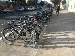 Image result for bicycle parking