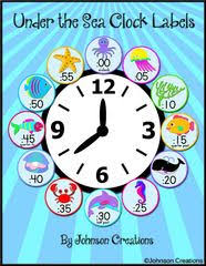 Under The Sea Birthday Chart Under The Sea Classroom Birthday Chart Classroom Birthday