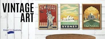 vintage art style prints and ready to hang canvas on wall art prints australia with buy vintage art prints posters on canvas online antiques