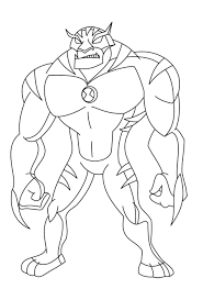Small Picture Ben 10 Omniverse Coloring Pages Gallery Coloring Ideas 1487