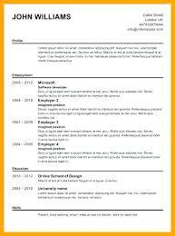 Resume Builder Free Online Printable Adorable Printable Resume Builder Otologicsorg