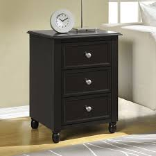 small end table black