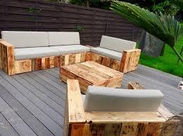 pallet patio furniture. Pallet Garden Lounge Furniture Patio I