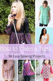 Easy Tunic Pattern Cool Decorating Ideas
